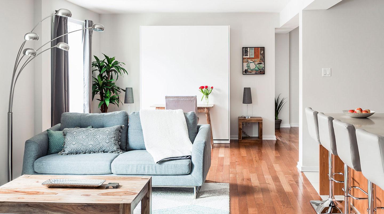 Suite 101: espace ouvert spacieux et lumineux
