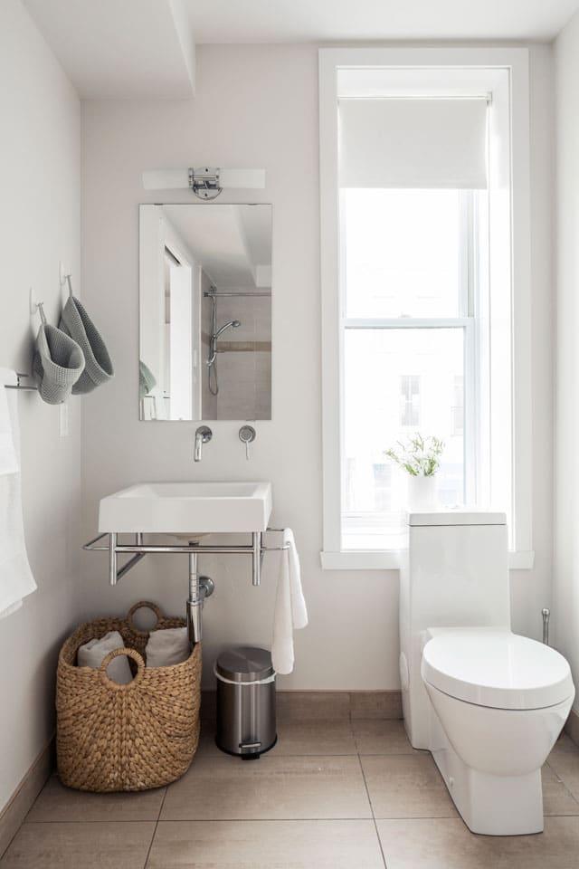 Suite 101: salle de bain complète