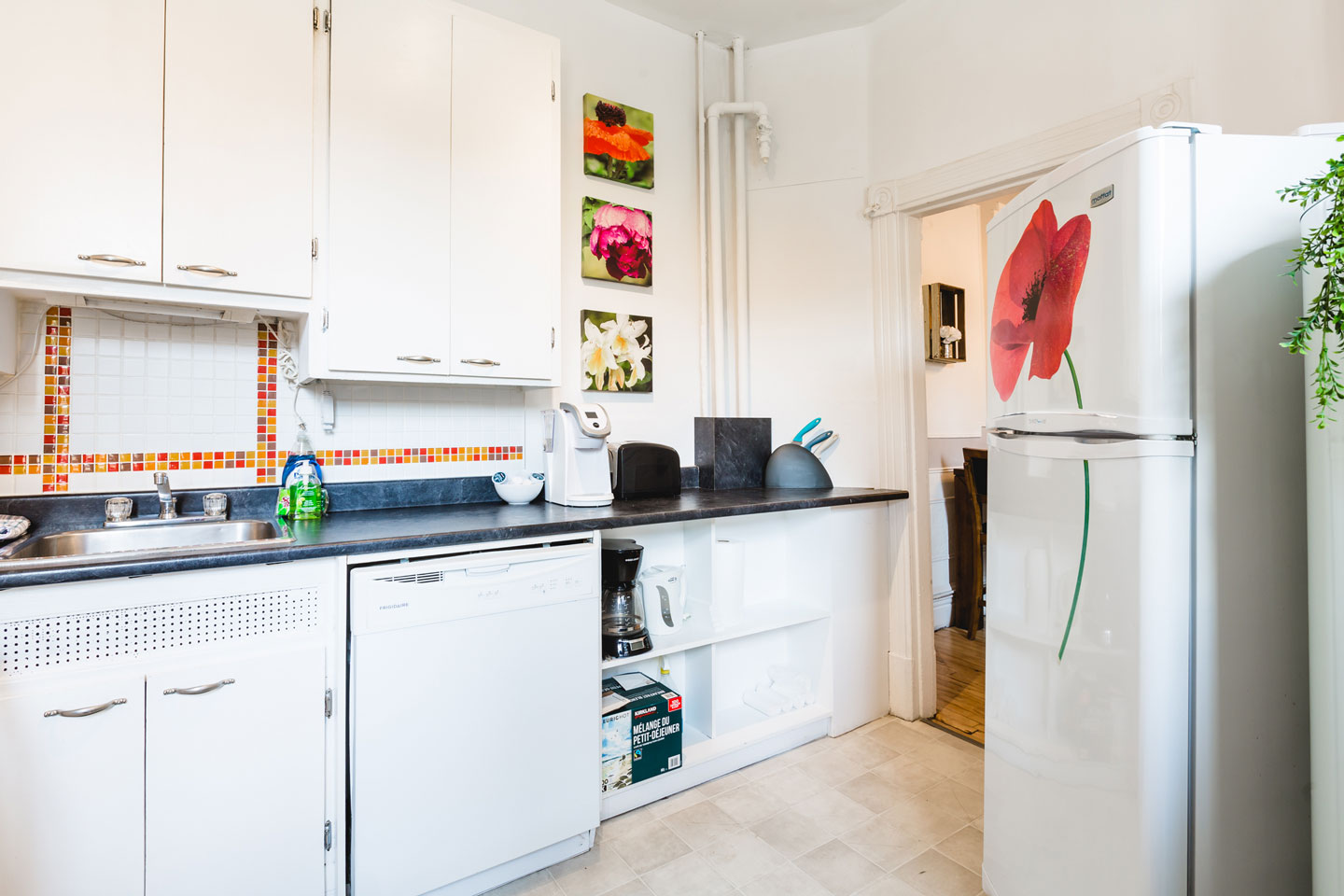 Château: fully equipped kitchen