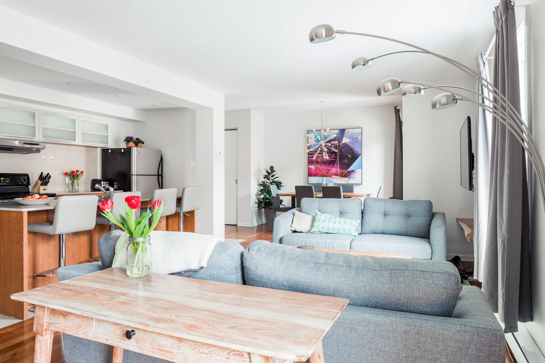 Suite 101: open layout